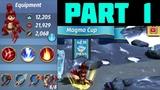 ROYAL REVOLT 2 - MAGMA CUP (2018) PART 1