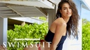 Dutch Beauty Robin Holzken Shows Off Her Unusual Suit | Sports Illustrated Swimsuit