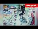 В ростовском магазине произошла жесткая драка из за колбасы