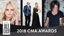 SNEAK PEEK: CMA AWARDS 2018 Ft. Miranda Lambert, Keith Urban, Brad and Carrie as Hosts