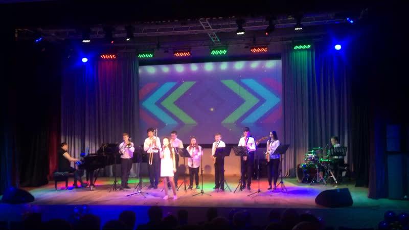 Детский эстрадно-джазовый ансамбль «Лама»