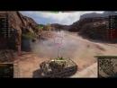 Первый бой на об. 430У и сразу такой!