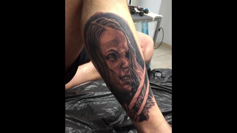 Dafne's Tattoo