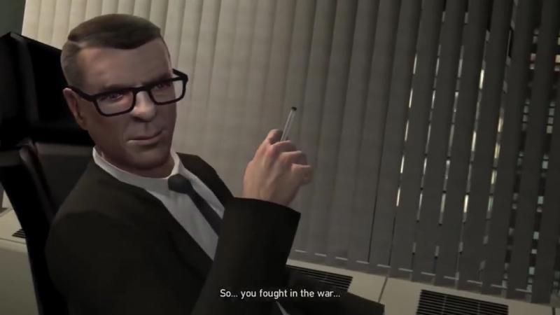 [whatever57010] GTA characters don't age well (GTA IV GTA V)