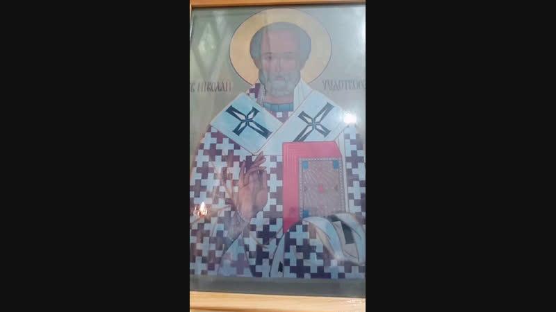 Акафист Святителю Николаю (при материальных затруднениях, заключении тюремном,о путешествующих)