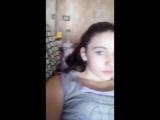 Настя Деникина - Live