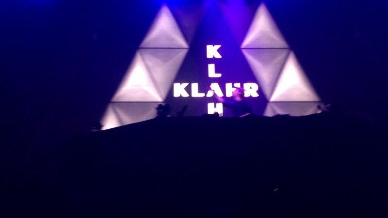 Klahr live at Heineken Music Hall AMF 2016