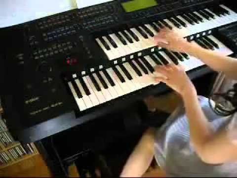 Ван пис One Piece Опенинги на синтезаторе