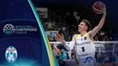 Arnoldas Kulboka (Capo d'Orlando) is headed to the Charlotte Hornets!
