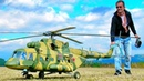 XXXL STUNNING GIGANTIC Mil Mi-8 AMT RC TURBINE SCALE MODEL RUSSIAN HELICOPTER FLIGHT DEMONSTRATION