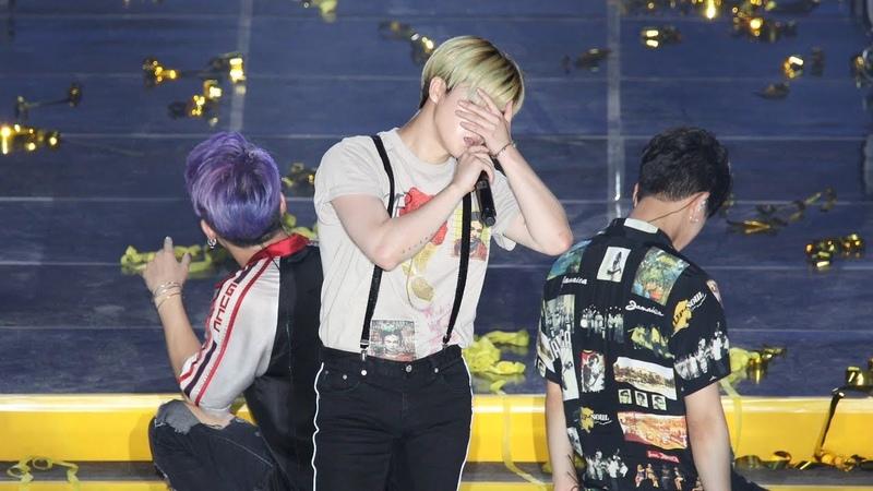 [4K] [180804] 아이콘 iKON (김진환 Jinhwan) - 죽겠다 KILLING ME (KB 리브 콘서트) 직캠/Fancam by PIERCE