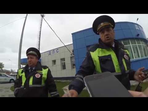 Автохам на Тойоте О 160 ВН 152 Бардак в ГИБДД Очень странное поведение инспектора Часть 2