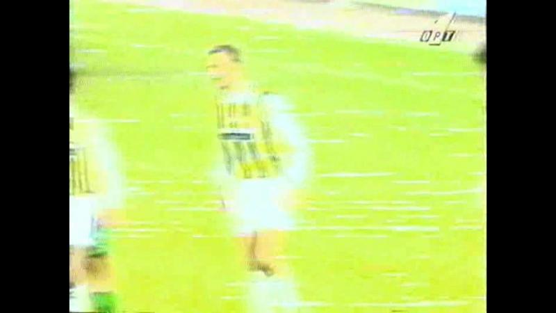 42 CL 1996 1997 Rapid Wien Fenerbahçe 1 1 11 09 1996 HL