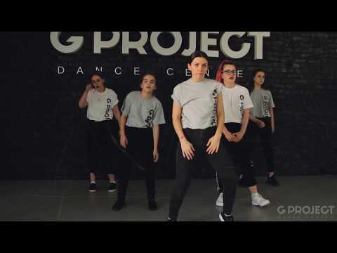 G PROJECT Dance Center, dancehall, choreography Ababkova Aleksandra.