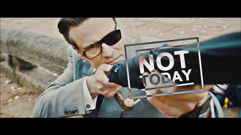 Kingsman 12 not today { the golden circle}