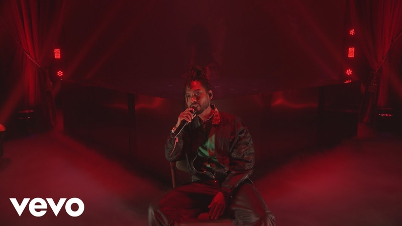 Miguel - Come Through and Chill (Live From The Tonight Show Starring Jimmy Fallon)