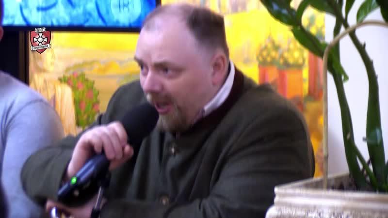 Холомогоров о Славянске, Вандале и Русской весне