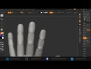 Joao Sousa Simple and Fast Creating Hands in Zbrush with IMM Fingers