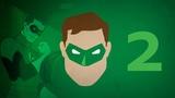 Зелёный Фонарь - Исчезающий мир Приключения супергероев. Лига Справедливости 1967 RUS MVO