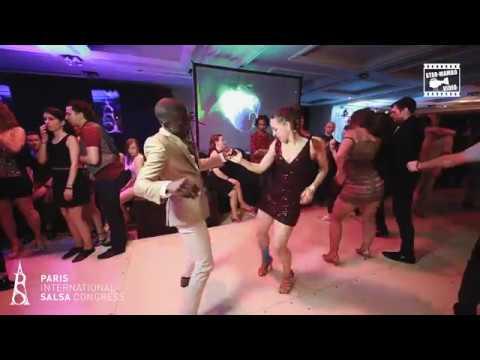 Mouaze Konaté Nerea social dancing @ PISC 2018