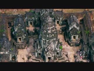 BBC: Атлантида в джунглях - Ангкор Ват. Сокрытый мегаполис | 1 серия из 2 | 2014 | HD 720