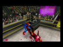 Бэтмен и Супермен против Капитана Америки и Железного Человека Тором