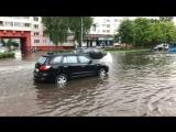 Потоп. Ленина Парковая.