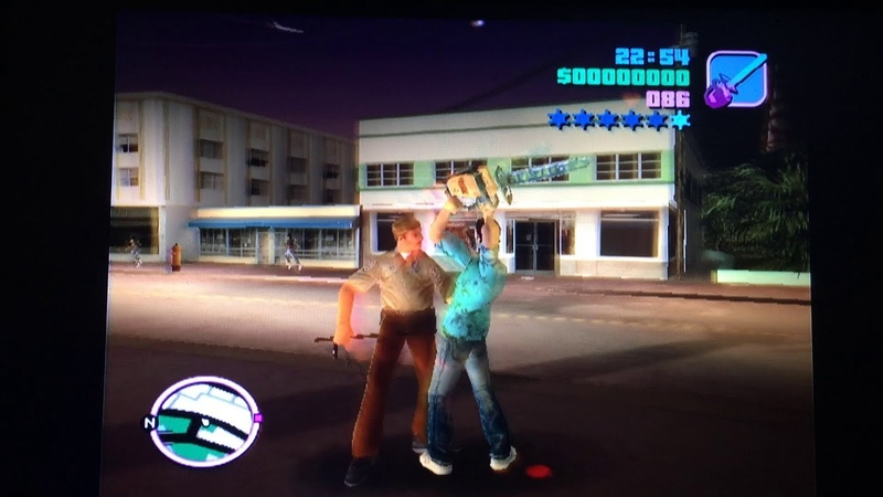O Massacre da Serra Elétrica GTA Vice City Gameplay