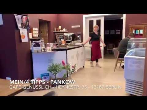 Mein/4 Tipps - Pankow - Cafe Genüsslich