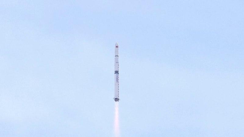 Long March 4C launches Yaogan 31 01 satellites 长征四号丙 遥感三十一
