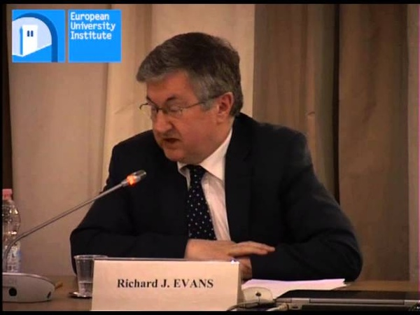Richard Evans - Writing the History of 19th-century Europe: the Global Context