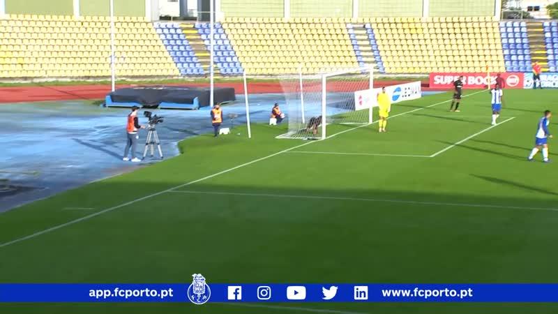 Futebol FC Porto B-Académica 3-0 (Ledman LigaPro 11.ª jor. 081218)