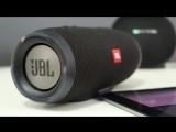 [Nick Capaccio] JBL Charge 3 vs Harman Kardon Onyx Mini with Sound Comparison