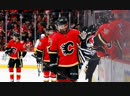 Flames Oliver Kylington Smashes A One-Timer For First NHL Goal