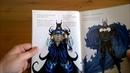Batman Knight Gallery Журнал костюмов бэтмена