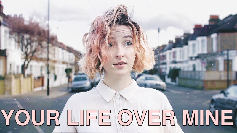 Tessa Violet Your Life Over Mine Bry cover