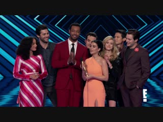 E! PCA: Shadowhunters- Stars Thank Their Dedicated Fans for E! PCAs Win