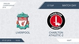 AFL18. England. Championship. Day 17. Liverpool - Charlton Athletic-2