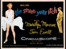 The Seven Year Itch 1955 Marilyn Monroe and Tom Ewell, Evelyn Keyes
