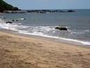 Пляж Кола. Гоа. Индия.Cola beach. South Goa. India.