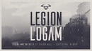 Legion Logam - 'I Blame Myself' ft. Tyler Hill (Official Video)