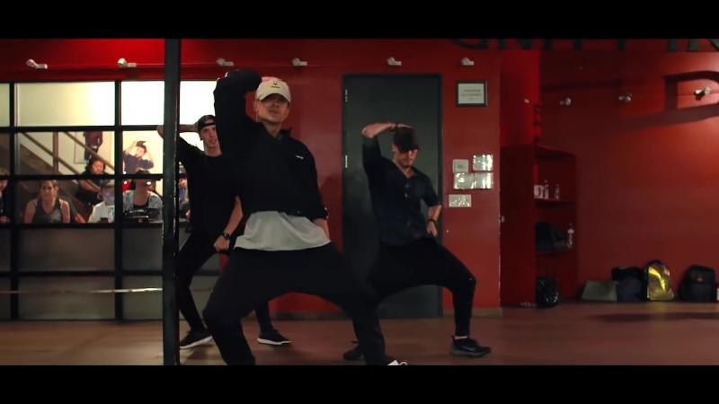 Timbaland ft. Nelly Furtado _u0026 Justin Timberlake - Give It To Me Choreo By Anze
