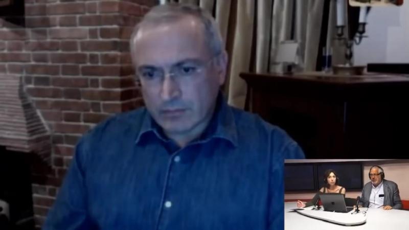 Михаил Ходорковский - Путин-то европеец, а выходит азиатчина. 17.08.18