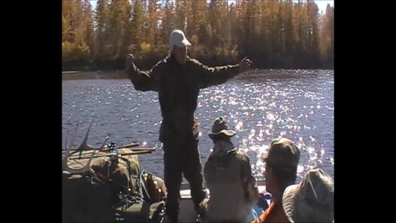 Учитесь правильно рассказывать про рыбалку. (Прикол)
