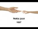Эволюция NOKIA - отражение изменения жизни до сегодняшних дней
