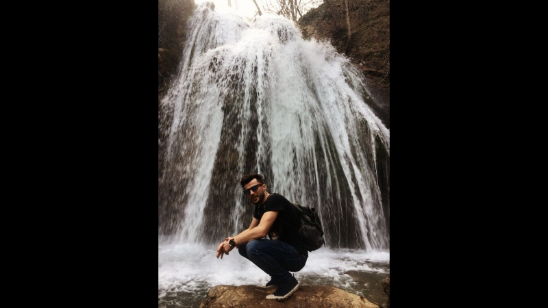 Водопад Джур-джур. Koktebel_travel