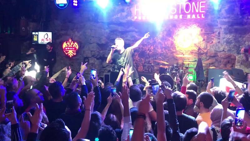 Sagopa Kajmer Affetmem Antalya Konseri Canlı Performans 2018