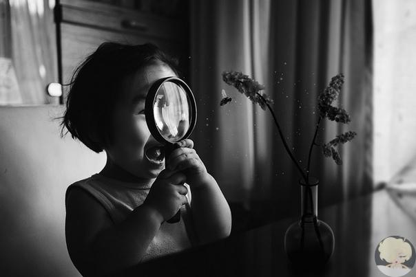 Победители конкурса детской черно-белой фотографии Child Photo Competition 2018