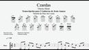Czardas - Paco de Lucía feat - Tablatura por Jesús Amaya...