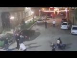 Жестокая драка.Азербайджанцы против толпы быдла.Жесть ужас +18 Азербайджан Azerbaijan Azerbaycan БАКУ BAKU BAKI Карабах 2018 HD